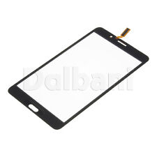 """New Glass with Touch Screen Digitizer for Samsung Galaxy Tab 4 SM-T231 Black 7"""""""