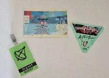 U2 Cork Ireland 1993 Pairc Ui Chaoimh Zoo Tv Tour pass lot set