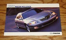 Original 2002 Mazda Millenia Large Post Card 02