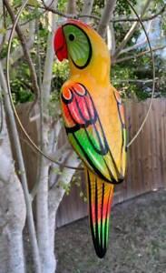 Talavera Bird Handmade /& Painted Ceramic Mexican Pottery Hanging Patio Decor  47