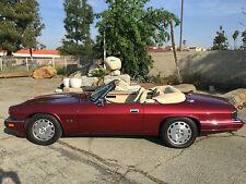 1996 Jaguar Xjs Xjs Converitble