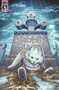 STABBITY BUNNY #9 VARIANT SCOUT COMICS