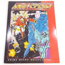 Mekton Zeta: Anime Mecha Roleplaying Game RPG Book (Talsorian 1997 SC RPG)