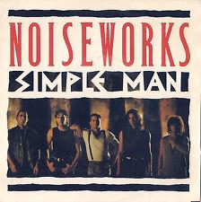 DISCO 45 GIRI    Noiseworks - Simple Man // Letter