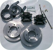 Front Disc Brake Conversion Kit for Toyota Land Cruiser FJ40 FJ45 FJ55 - Rubb...