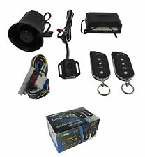 Car Alarm Anti Theft Security System Keyless Entry G27 Scytek