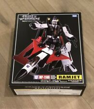 Transformers Masterpiece Ramjet MP-11NR Takara Tomy Authentic COMPLETE