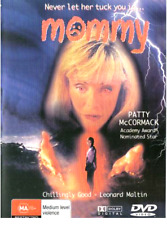 MOMMY - DVD - RARE HORROR MOVIE !!  1995 OOP Mystery Thriller - Patty McCormack