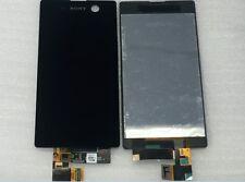 LCD Einheit Touch Display Touchscreen Schwarz Sony Xperia M5 E5603 E5606 E5653