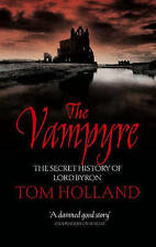 The Vampyre by Tom Holland   EXCELLENT PAPERBACK   K2