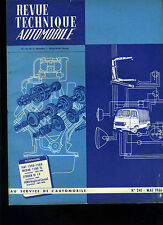 (C15) REVUE TECHNIQUE AUTOMOBILE FIAT 1300-1500 / NECKAR 1500 TS / ID 19/ FORD