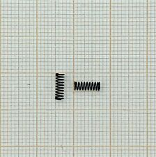 2 x Druckfeder, Länge 6,8mm, Außen Ø2,5mm, Drahtst��rke 0,3mm (681)