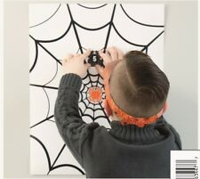 Halloween Spider-Man Party Fun Games Blindfold Stick On Favour Game Birthday Kid