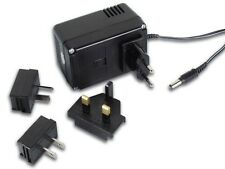 Velleman Ps0906Rp Regulated Universal Voltage Adapter 600mA