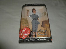 NEW I LOVE LUCY DOLL LUCILLE BALL COLLECTOR EDITION TV COMMERCIAL MATTEL 1997 >>