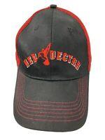 Red Nectar Trucker Mesh Snapback Adult Cap Hat