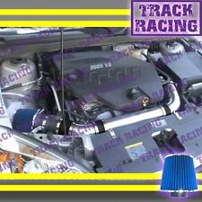 2006 2007-2009 CHEVY MALIBU/PONTAIC G6 3.9L V6 FULL AIR INTAKE KIT Black Blue