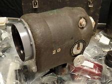 Bausch & Lomb Baltar 75mm Prime CinemaScope Anamorphic Cine Camera Lens