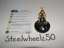Marvel Heroclix Chaos War Binary #043 Figure Wizkids 2012 Super Rare SR Avengers