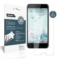 1+1x HTC U Play Screen Protector Flexible Glass 9H dipos