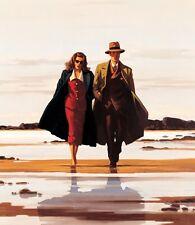 jack Vettriano - The Road to Nowhere 40x50 cm Kunstdruck