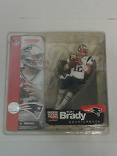 McFarlane NFL - Tom Brady figure - New England Patriots - Series 5 2002 - ROOKIE