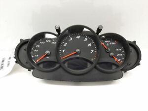 00 Porsche Boxster 986 Speedometer Instrument Cluster Mph 9866411030570C
