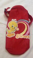 Titti Tweety Looney Tunes - Borsa Termica Portavivande Rossa 33x20x13  - Nuova