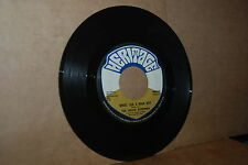 THE SHOW STOPPERS: WHAT CAN A MAN DO?; 1968 HERITAGE 800 NORTHERN SOUL 45 RPM