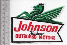 Vintage Ads Outboard Motors Johnson Sea Horse Outboard Motors Dealer Patch