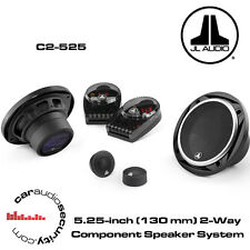 JL Audio C2-525 - 5.25-inch (130 mm) 2-Way Car Component Speaker System 450W