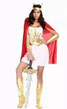 Womens She-Ra Fancy Dress Costume 80s Superhero He Man Ladies Outfit