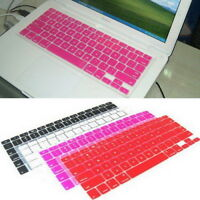 Keyboard Skin Cover Protector for Apple All MacBook Air Pro Mac 13 15 17 Retina