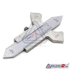 Welding Gauge Weld inspection Gage Weld Seam Bead/Fillet/Crown Test Ulnar Ruler