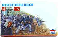 ESCI ERTL # 237 - 1/72 scale French Foreign Legion - mint boxed set