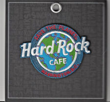Hard Rock Cafe Washington DC Save the Planet Souvenir Patch