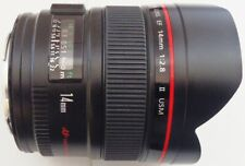 Canon EF 14mm f/2.8L II USM Ultra-Wide Angle Fixed Lens for Canon DSLR Cameras