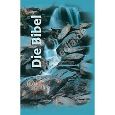 DIE BIBEL: SCHLACHTER 2000 - Miniaturausgabe 'Wasserfall' - Poketbibel *NEU*