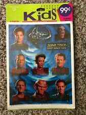 Star Trek Deep Space Nine Vintage Stickers- NEW