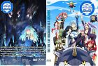 THAT TIME I GOT REINCARNATED AS A SLIME, 3 DVD, English Dubbed,1 BOX- 25 Episod