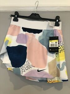 Beautiful Ladies Nike Mulitcoloured Skort . Size Small . New With Tags.