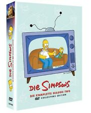 Die Simpsons - Season/Staffel 2 * NEU OVP * 4 DVDs * Collector's Edition