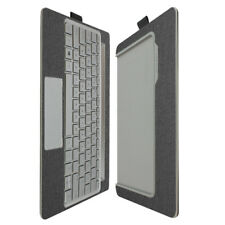 Skinomi Brushed Steel Skin for HP Envy 8 Note Keyboard Only