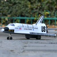 """1:500 USA NASA Space Shuttle Discovery Columbia Diecast Model Toy Light&Sound 8"""""""