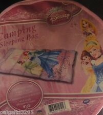 "Disney Disney Princess ""Born to Dream"" Full Length Camping Sleeping Bag"