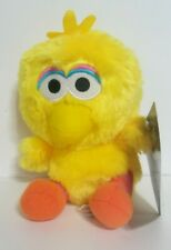 "7.5"" Sesame Street Big Bird Plush Toy Stuffed Animal NWT"