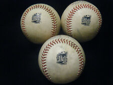3 MLB 2020 AZ Spring Training baseballs
