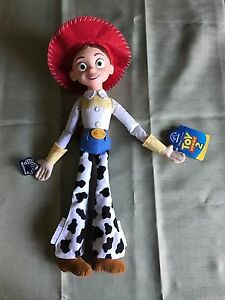 Jessie Toy Story 2 doll Plush Disney Pixar Applause NEW NWHT Japan Version