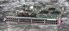 * CISCO WS-X6548-GE-TX CATALYST 6500 48-Port 10/100/1000 Module