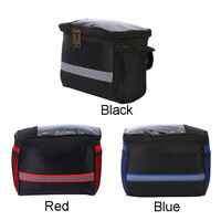 Waterproof Cycling Bag Bike Bicycle Front Frame Tube Bag For Cell Phone